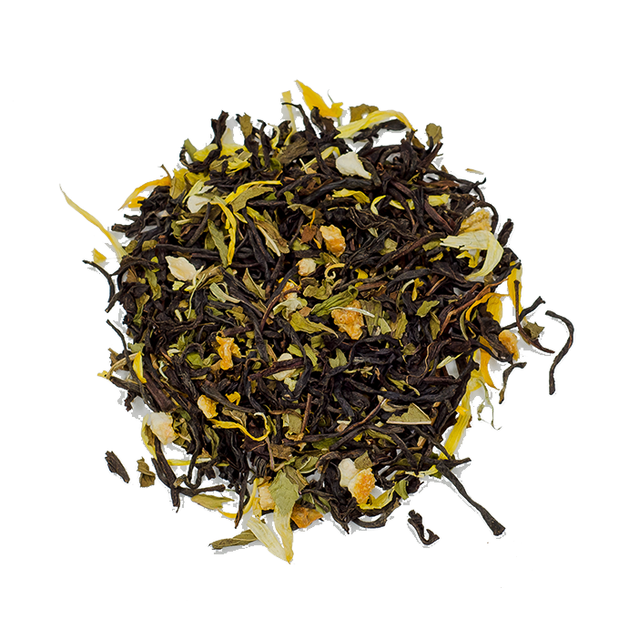 Mint Black Orthodox Flavoured Tea