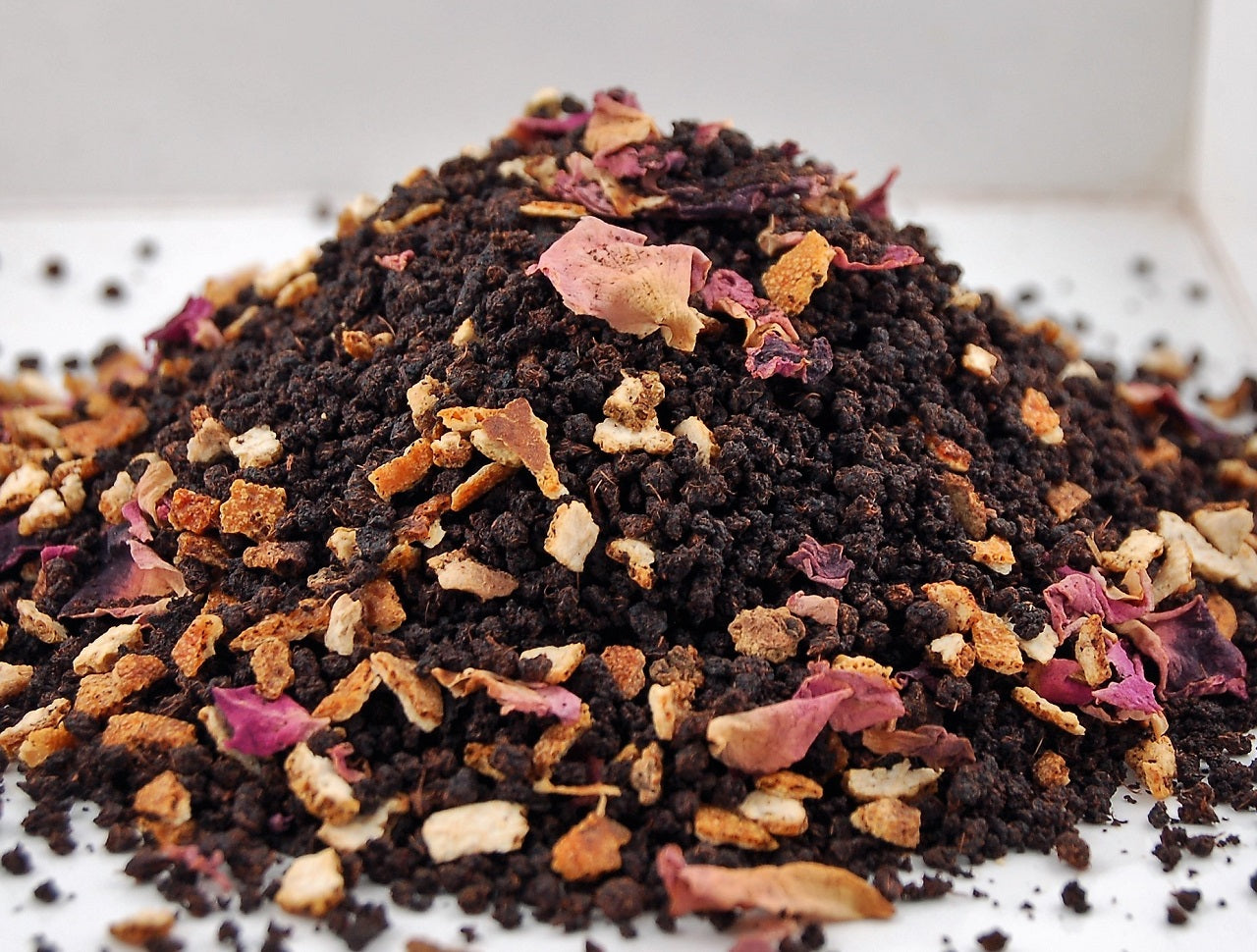 Pink Rose CTC Flavoured Tea