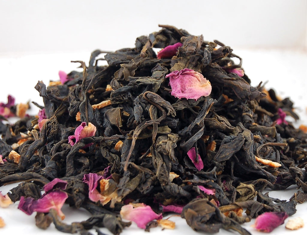 Rose Green Flavoured Tea