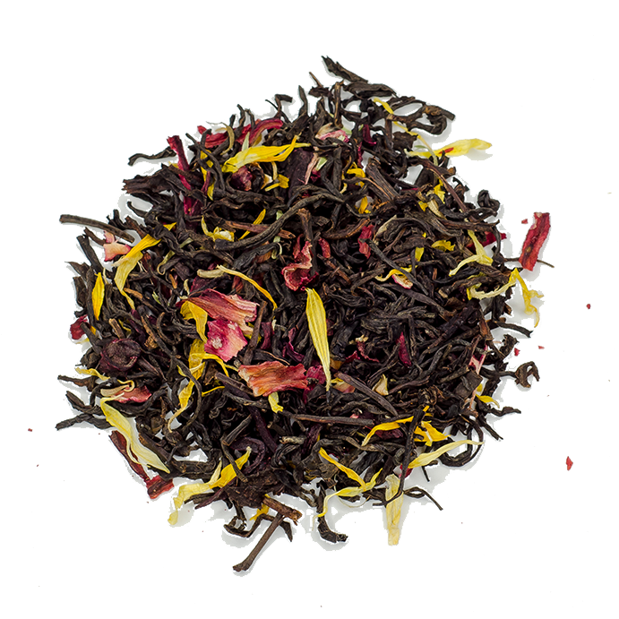 Zesty Lemon Orthodox Flavoured Tea
