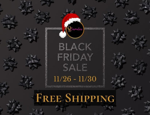 Black Friday 2020 | Private label cosmetics