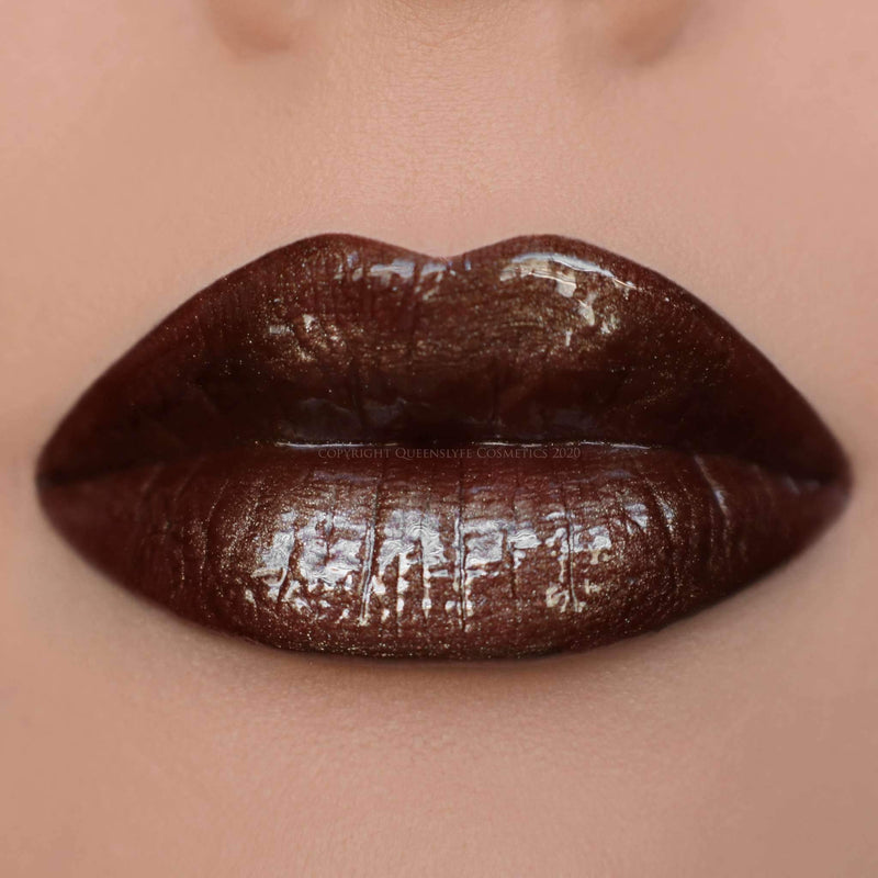 Brown Barbie Glazed Lip Paints