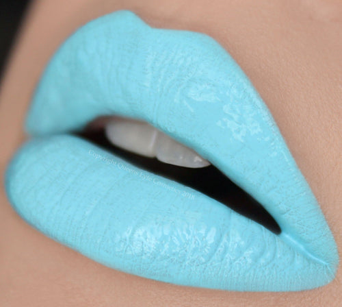 CYAN - QueensLyfe Cosmetics