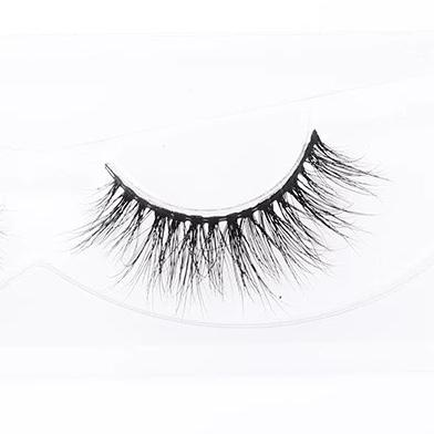 LITTLE BLACK LASH-3D MINK LASHES - QueensLyfe Cosmetics