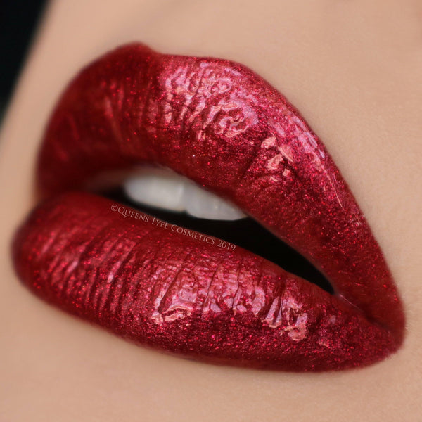 RUBY SLIPPERS - QueensLyfe Cosmetics