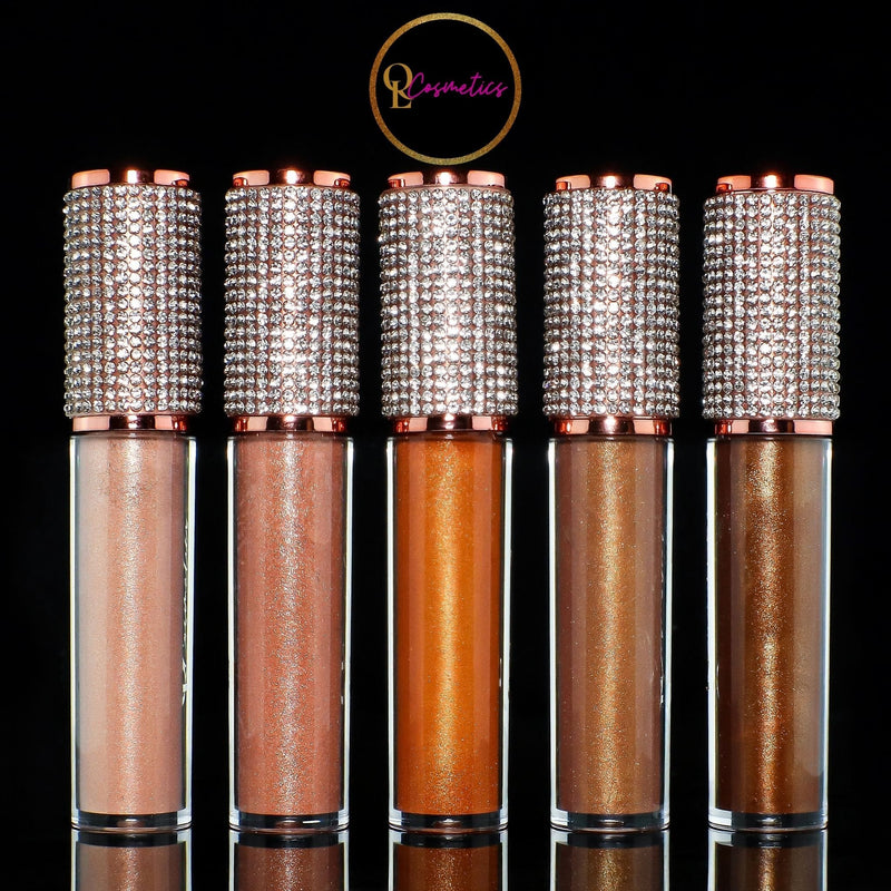 Brown Barbie-Lip Collection