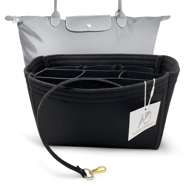 AlgorithmBags Purse Organizer Insert for LONGCHAMP Le Pliage Tote