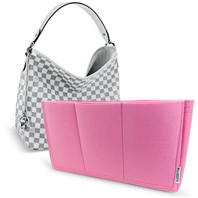 louis vuitton delightful pm diamier azur pink lv purse organizer insert by AlgorithmBags