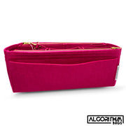 AlgorithmBags® Louis Vuitton LV Graceful PM LV Purse Organizer Insert pivoine fuchsia Shaper/Liner/Protector