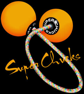 "Super Chucks - ""Orange Pops"""
