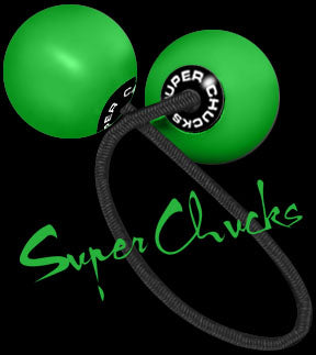 "Super Chucks - ""Green Grasshoppers"""