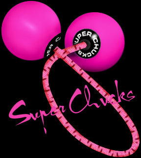 "Super Chucks - ""Hot Pinks"""