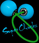 "Super Chucks - ""Ocean Teals"""