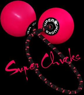 "Super Chucks - ""Cherry Bombs"""