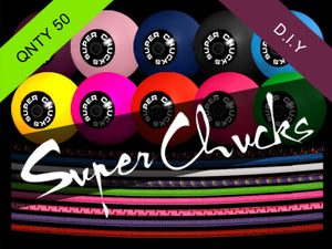 Dealer's Pack D.I.Y. Kit - 50 Super Chucks!