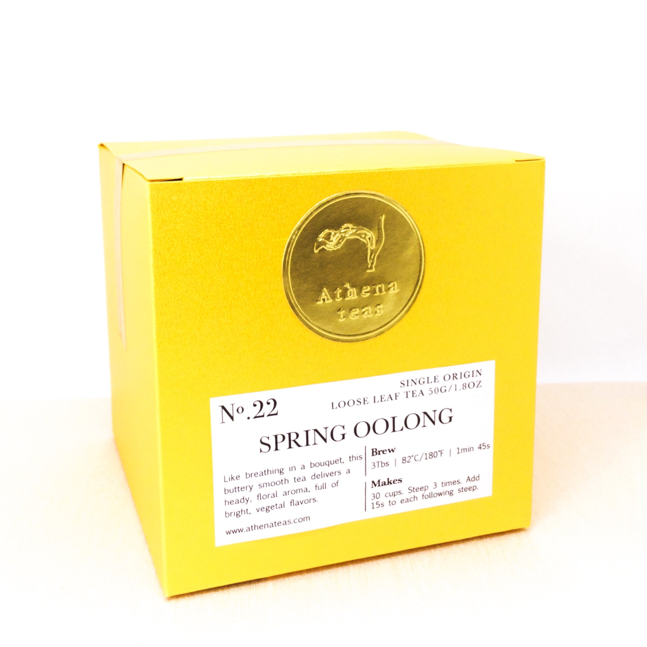 Spring Oolong