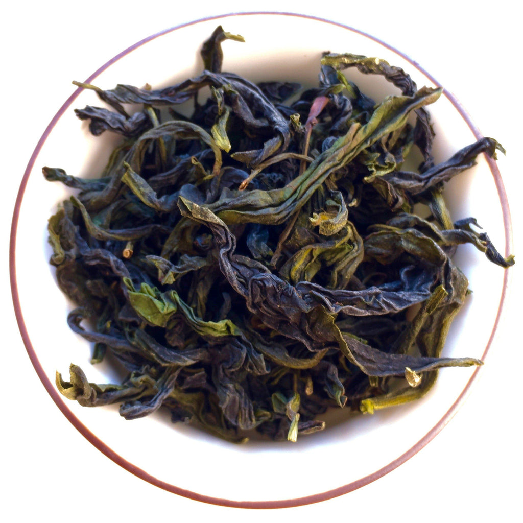 Taiwan Lightly Oxidized Baozhong Oolong Tea