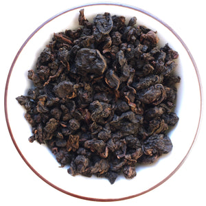 Taiwanese tie guan yin iron goddess of mercy oolong tea