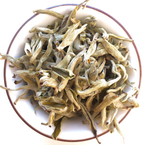 Chinese Bi Luo Chun White Tea