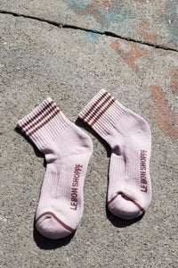 Girlfriend Socks - Bellini