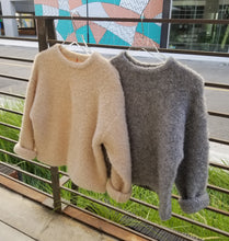 Envie Sweater - Heather Grey
