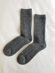 Snow Socks - Charcoal