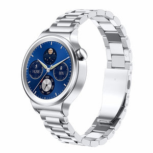 Replacement Stainless Steel Strap Compatible with the Huawei Watch, Watch 2 and Watch 2 Classic