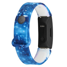 Silicone Patterned Straps Compatible with the Fitbit Inspire / Inspire HR