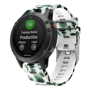 Garmin_Fenix_5_and_Fenix_6_Pattern_Straps_NZ_Silicone_Green_Flowers_SE8HET215V3N.jpg