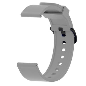 Replacement Silicone Strap compatible with the Xiaomi Huami Amazfit Bip Smart Watch