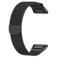 Replacement Milanese Loop Straps Compatible with the Garmin Forerunner 945 / 935