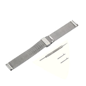 Replacement Milanese Loop Stainless Steel strap compatible with the ASUS ZenWatch 2
