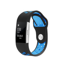 Fitbit Charge 2 Silicone Sports Watch Strap NZ