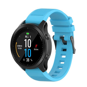 Replacement Silicone Straps Compatible with the Garmin Forerunner 935 / 945