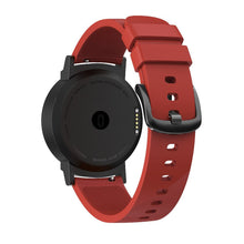 Replacement Silicone Strap Compatible with the Ticwatch E 20mm / Samsung Gear S3
