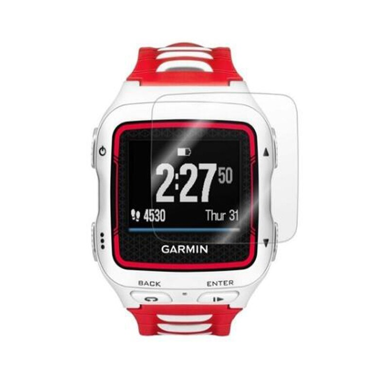 Ultra Clear HD Soft Protective Film Compatible with the Garmin Forerunner 920XT
