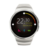 Monitoring Heart Rate Bluetooth Smart Watch - Phone Call  Camera Full Screen Sim Card For Android Ios Phone!!!