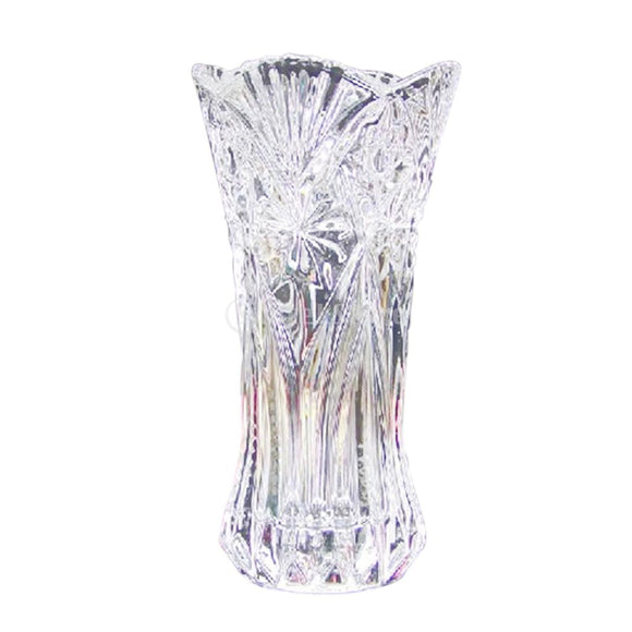 Clear Glass Flower Planter Hydroponic Vase