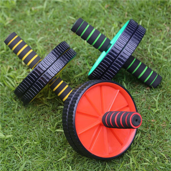1Pcs Abdominal Fitness Wheel