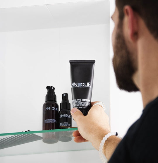 Easy 4 Step Skincare Routine For Men