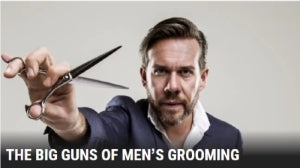 The Big Guns Of Men's Grooming in Brisbane
