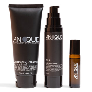 Men's Skincare Set by Anoque