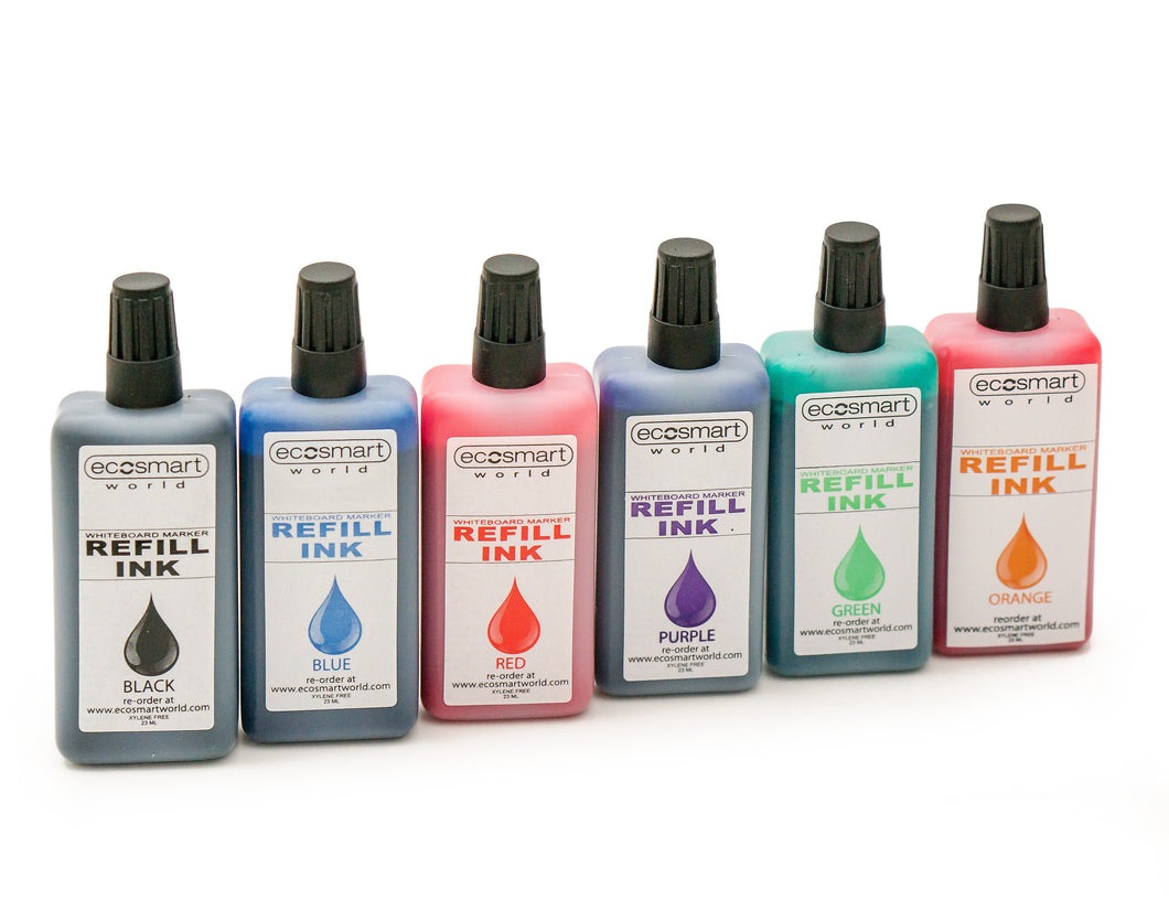 REFILL INK BOTTLES