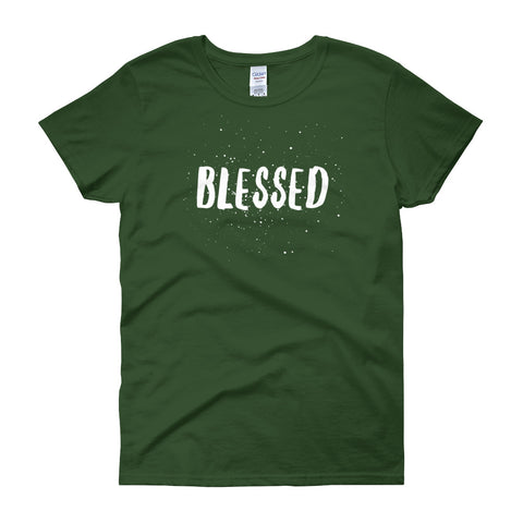 Blessed Short Sleeve T-shirt