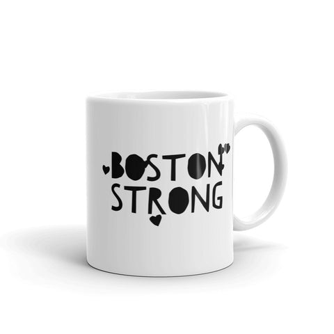Boston Strong Unique Coffee Mug