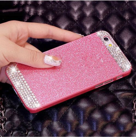 Fashion Luxury Diamond Phone Case For iPhone 6 4.7 inch Size
