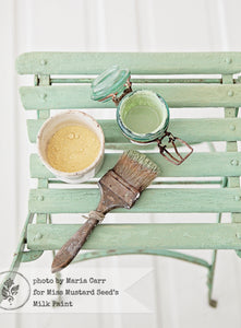 Tips for Milk Paint