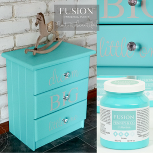 Azure Fusion Mineral Paint