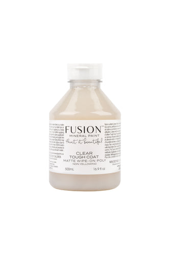 Fusion Clear Tough Coat
