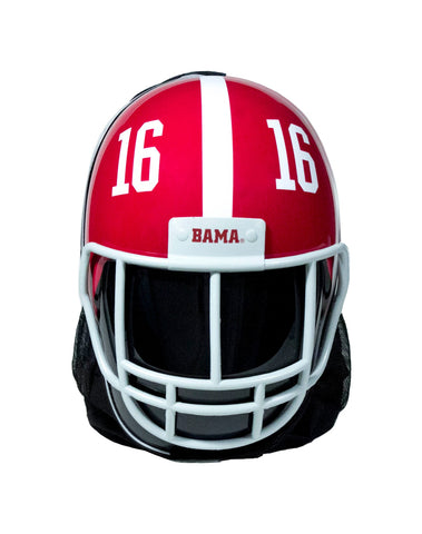 Alabama 16 Helmet Back Pack